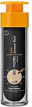 Kup Aktywny fluid przeciwsłoneczny do cery trądzikowej SPF 50+ - FrezyDerm Ac-Norm Active Sun Screen Tinted Fluid
