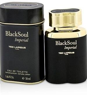 Ted Lapidus Black Soul Imperial - Woda toaletowa — фото N2