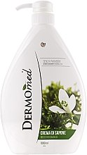 Kup Kremowe mydło w płynie Białe piżmo - Dermomed Cream Soap White Musk