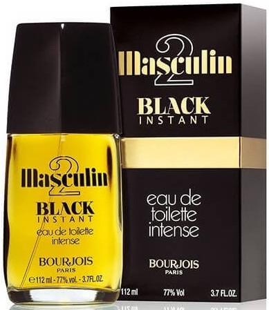 Bourjois Masculin 2 Black Instant - Woda toaletowa — фото N2