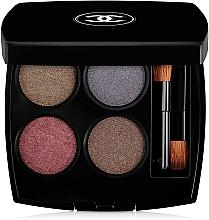 Kup Intensywne cienie do powiek (4 kolory) - Chanel Les 4 Ombres Multi-Effect Quadra Eyeshadow