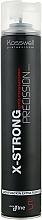 Kup Supermocny lakier do włosów w sprayu - Kosswell Professional Dfine X-Strong Precission