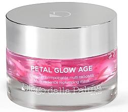 Kup Przeciwstarzeniowa maska rozświetlająca skórę twarzy - Diego Dalla Palma Petal Glow Age