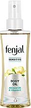 Kup Olejek do ciała Olej migdałowy i witamina E - Fenjal Sensitive Body Oil