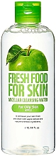 Kup Woda micelarna do cery tłustej - Superfood For Skin Freshfood Apple Micellar Cleansing Water