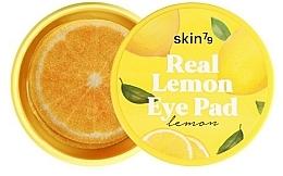 Kup Rozświetlające cytrynowe płatki pod oczy - Skin79 Brightening Real Lemon Eye Pad