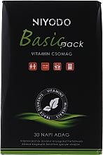 Kup PRZECENA! Kompleks witamin - Niyodo Basic Pack*