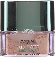 Kup Sypki puder mineralny - L'Oreal Paris True Match Minerals Powder