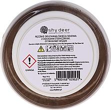 Zestaw - Shy Deer Christmas Ritual Set (b/butter/100ml + h/b/elixir/1.5ml + h/cr/50ml + b/milk/200ml + canddle + keychain + bag) — фото N7