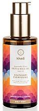Kup Odmładzający olejek do ciała - Khadi Ayurvedic Elixir Skin & Soul Oil Shatavari Everyoung