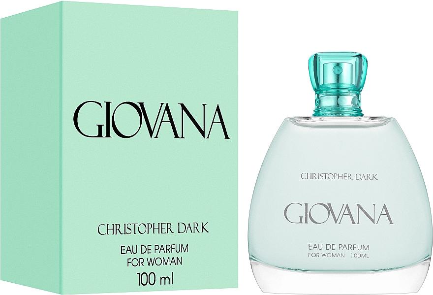 Christopher Dark Giovana - Woda perfumowana
