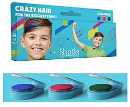 Kup Kredy do włosów dla dzieci, chłopiec - Snails Mini Bebe