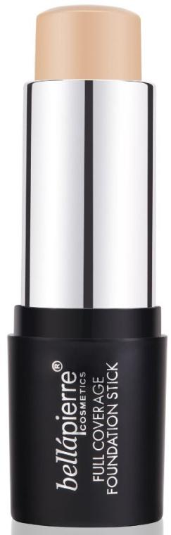 Kryjący podkład w sztyfcie - Bellapierre Cosmetics Full Coverage Foundation Stick — фото N1