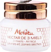 Kup Regenerujący balsam do ust i suchych stref - Melvita Apicosma Nectar de 3 Miels