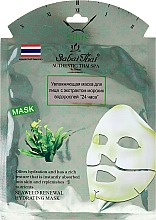 Kup Nawilżająca maska do twarzy z algami morskimi 24 godziny - Sabai Thai Mask
