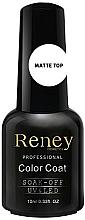 Kup Matowy top coat do paznokci - Reney Cosmetics Top Matte Velvet No Wipe