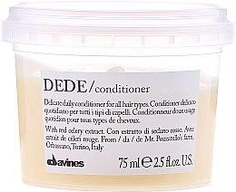 Kup Delikatna odżywka do wszystkich rodzajów włosów do codziennego stosowania - Davines Essential Haircare Dede Delicate Air Conditioning