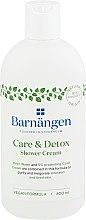 Kup Kremowy żel do kąpieli i pod prysznic Pielęgnacja i detoksykacja - Barnangen Care & Detox Shower Cream