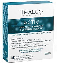 Kup Kuracja wyszczuplająco-antycellulitowa, 30 kapsułek - Thalgo Activ Refining Burner