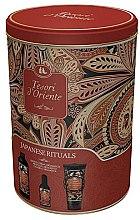 Kup Tesori d`Oriente Japanese Rituals - Zestaw (edp 100 ml + sh/gel 250 ml + bath/cr 500 ml)