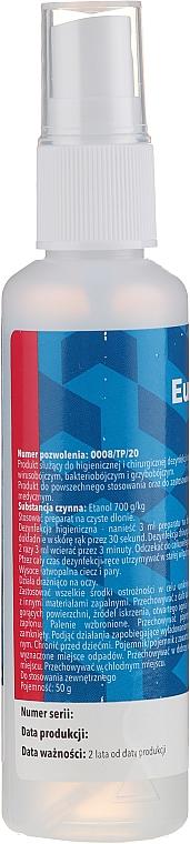 PRZECENA! Spray do higieny i dezynfekcji rąk - EubioSept Hand Disinfectant Spray * — фото N2