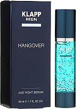 Kup Serum do twarzy dla mężczyzn - Klapp Men Hangover Age Fight Serum