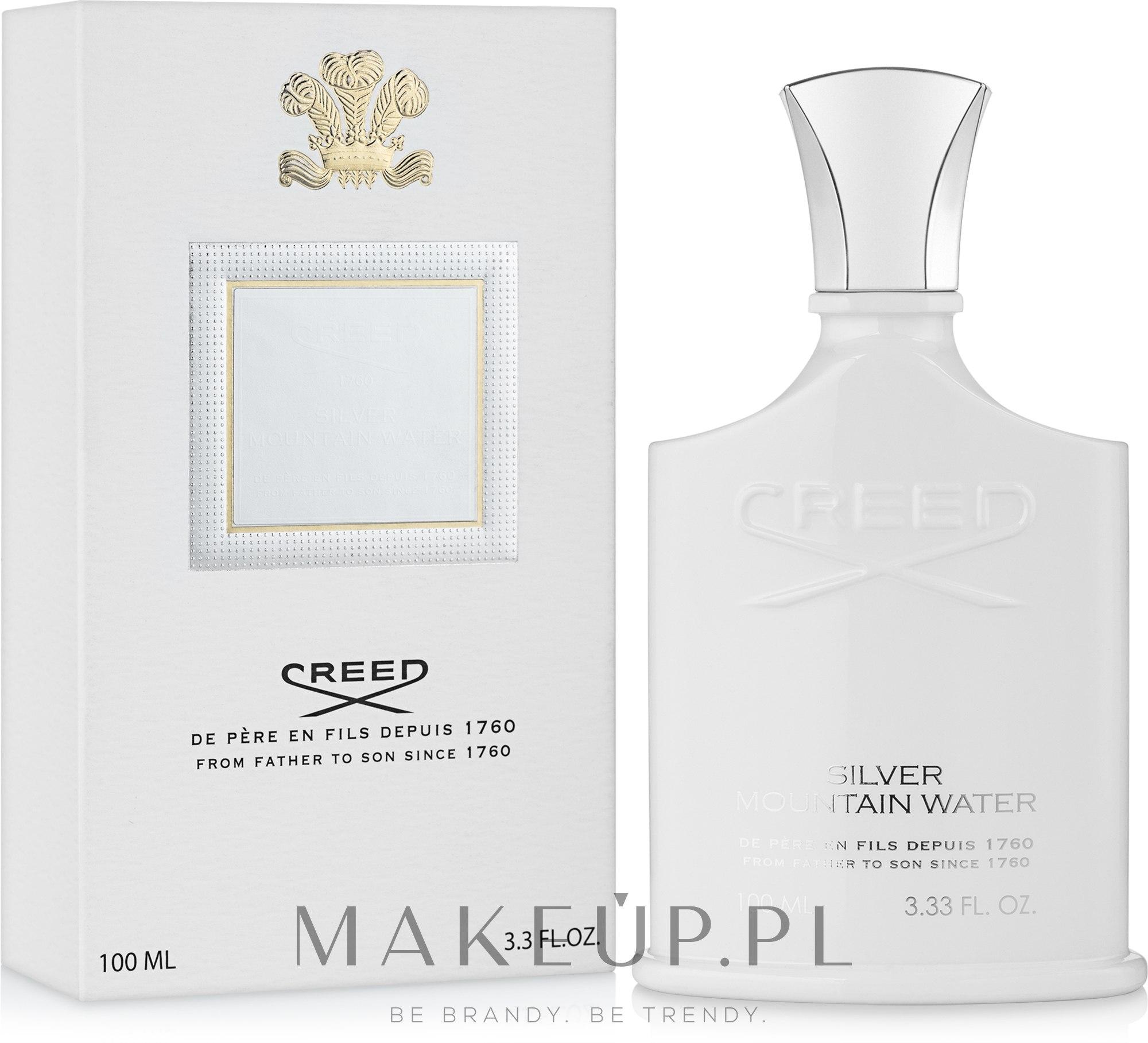 Creed Silver Mountain Water - Woda perfumowana — фото 100 ml