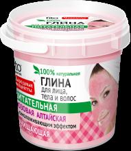 Kup Ałtajska glinka różowa do twarzy, ciała i włosów - FitoKosmetik
