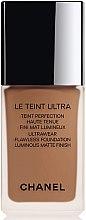 Kup Trwały fluid matujący - Chanel Le Teint Ultra Matte Finish Foundation SPF 15
