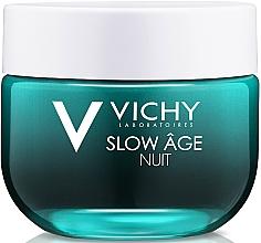 Kup Krem i maska do twarzy na noc Dotlenienie i regeneracja - Vichy Slow Âge Night Cream & Mask