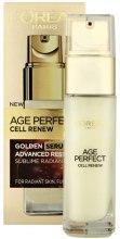 Kup Złote serum odbudowujące do twarzy Odrodzenie komórek - L'Oreal Paris Age Perfect Cell Renew