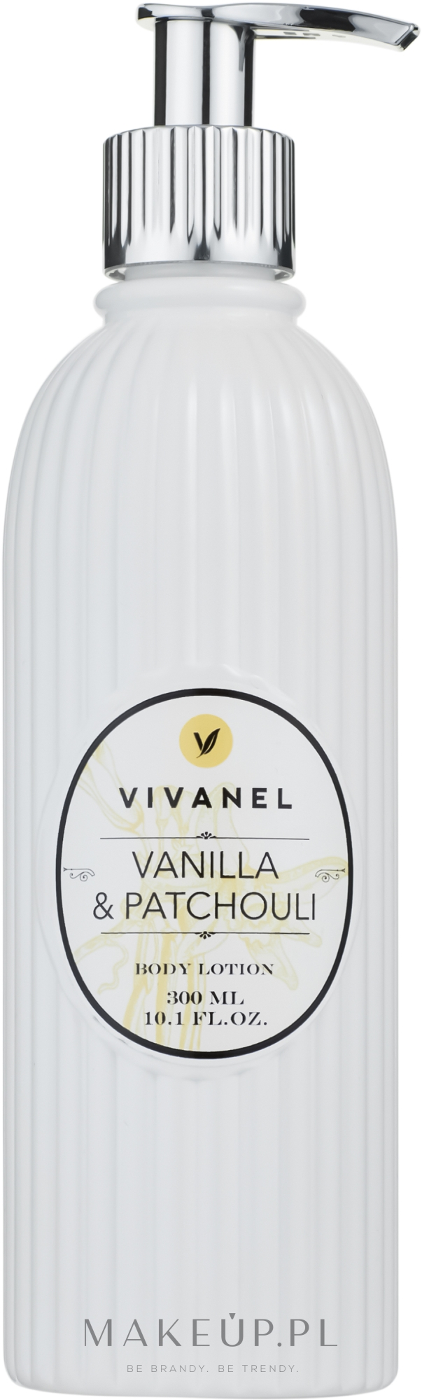 Vivian Gray Vivanel Vanilla & Patchouli - Mleczko do ciała — фото 300 ml