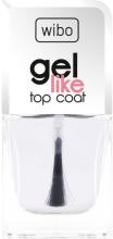 Kup Żelowy top coat do paznokci - Wibo Gel Like Top Coat