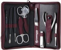 Kup Zestaw do manicure'u 9 przedmiotów, 4081-0901 - Hans Kniebes Solingen