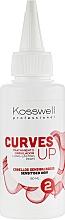 Kup Preparat do trwałej ondulacji włosów - Kosswell Professional Curves Up 2