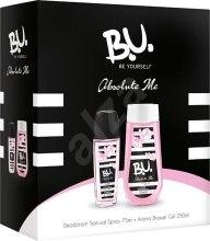 Kup B.U. Absolute Me - Zestaw (deo/75ml + sh/gel/250 ml)
