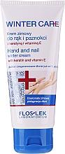 Kup Zimowy krem do rąk i paznokci - Floslek Winter Care Hand And Nail Winter Cream