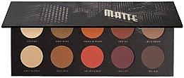 Kup Paleta matowych cieni do powiek - Zoeva Matte Eyeshadow Palette