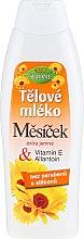 Kup Mleczko do ciała z nagietkiem, alantoiną i witaminą E - Bione Cosmetics Marigold Hydrating Body Lotion With Vitamin E and Allantoin