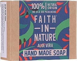 Kup Mydło do rąk Aloe vera - Faith In Nature Aloe Vera Soap