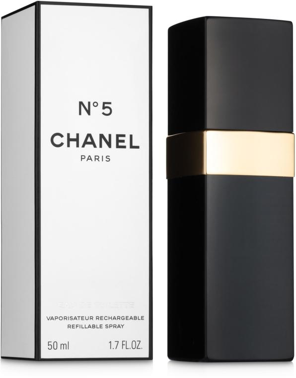 Chanel N°5 - Woda toaletowa (uzupełnienie) — фото N1