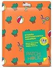 Kup Kojące płatki do ciała z ekstraktem z aloesu i kaktusa - Patch Holic Sticker Soothing Patch Vacation