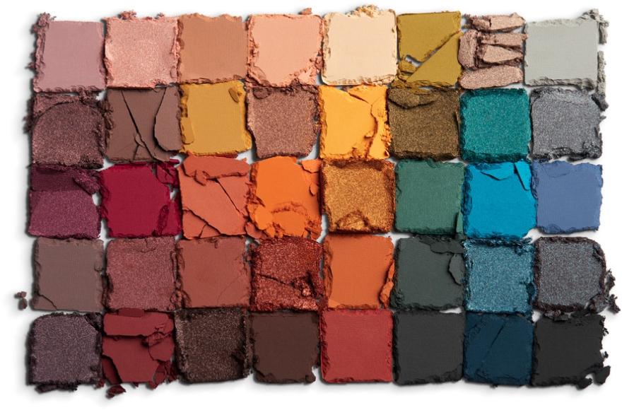Paletka cieni do powiek - NYX Professional Makeup Swear by It Shadow Palette — фото N3