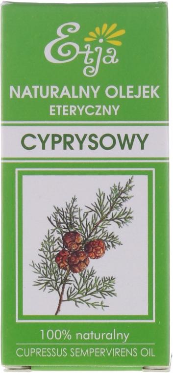 Naturalny olejek eteryczny Cyprysowy - Etja — фото N1