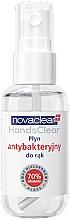 Kup Antybakteryjny płyn do rąk - Novaclear Hands Clear