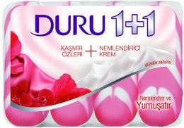 Kup Kaszmirowe mydło kosmetyczne - Duru 1+1 Soap