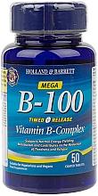 Kup Witamina B-complex w tabletkach - Holland & Barrett Timed Release Mega Vitamin B Complex 100mg