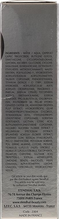 Rozświetlające serum do twarzy przeciw plamom pigmentacyjnym - Stendhal No Limit Serum Anti-taches Pigmentaires — фото N3