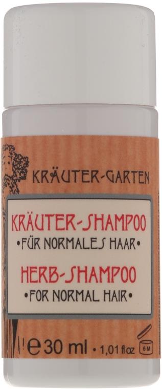 Szampon do włosów normalnych Pokrzywa i chmiel - Styx Naturcosmetic Shampoo Brennnessel & Hopfen — фото N2