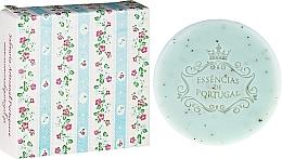 Kup Naturalne mydło w kostce Fiołek - Essencias de Portugal Living Portugal Blue Chita Violet Soap
